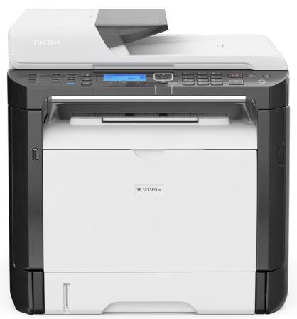 Ricoh SP325SFNw Lazer Yazıcı + Tarayıcı + Fotokopi + Fax