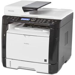 Ricoh SP325SFNw Lazer Yazıcı + Tarayıcı + Fotokopi + Fax - Thumbnail