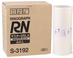 Riso - Riso S-3192/A-4 Orjinal Master