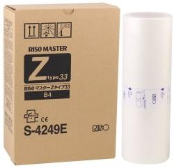Riso - Riso S-4249/Type-33/B-4 Orjinal Master