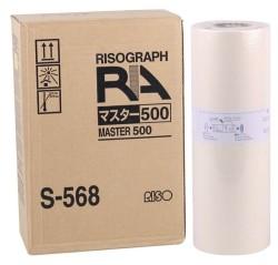 Riso - Riso S-568/B-4 Orjinal Master