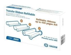 Sagem - Sagem TTR-200R Orjinal Fax Filmi