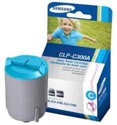 Samsung - Samsung CLP-300/ST873A Mavi Orjinal Toner
