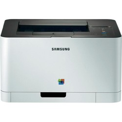 Samsung - Samsung CLP-365 Renkli Lazer Yazıcı Tam Dolu Muadil Tonerli