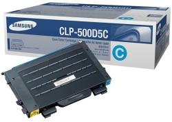 Samsung - Samsung CLP-500 Mavi Orjinal Toner