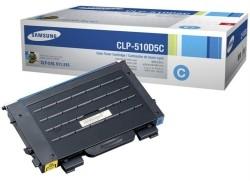 Samsung - Samsung CLP-510 Mavi Orjinal Toner