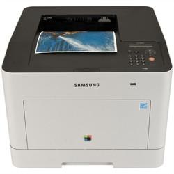 Samsung - Samsung CLP-680ND Renkli Laser Yazıcı Tam Dolu Muadil Tonerli
