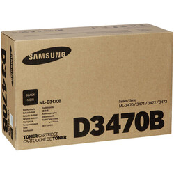 Samsung - Samsung ML-D3470B/SU673A Orjinal Toner Yüksek Kapasiteli
