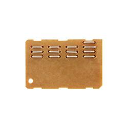 Samsung - Samsung SCX-5530B/SV200A Toner Chip Yüksek Kapasiteli