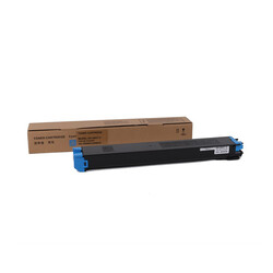 Sharp - Sharp DX-25GTBA Mavi Katun Muadil Fotokopi Toner