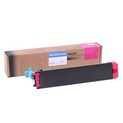Sharp - Sharp DX-C38GTM Kırmızı Muadil Fotokopi Toner