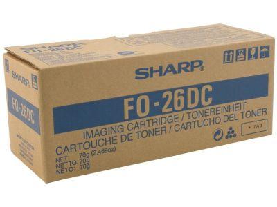 Sharp FO-26DC Orjinal Fotokopi Toneri