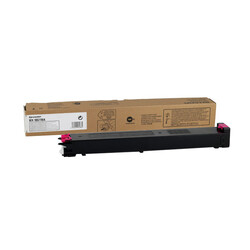 Sharp - Sharp MX-18GTMA Kırmızı Orjinal Fotokopi Toner