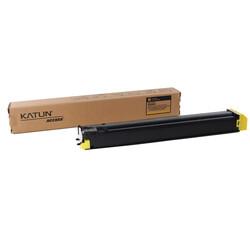 Sharp - Sharp MX-23GTYA Sarı Katun Muadil Fotokopi Toneri