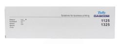 Tally Genicom - Dascom 1125-99001 Orjinal Şerit - Thumbnail