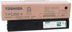 Toshiba - Toshiba T-FC25E-K Siyah Orjinal Fotokopi Toner