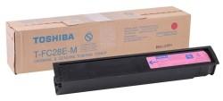 Toshiba - Toshiba T-FC28E-M Kırmızı Orjinal Fotokopi Toner