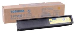 Toshiba - Toshiba T-FC28E-Y Sarı Orjinal Fotokopi Toner