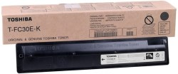 Toshiba - Toshiba T-FC30E-K Siyah Orjinal Fotokopi Toner