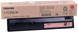 Toshiba - Toshiba T-FC30E-M Kırmızı Orjinal Fotokopi Toner