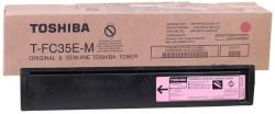 Toshiba - Toshiba T-FC35E-M Kırmızı Orjinal Fotokopi Toner