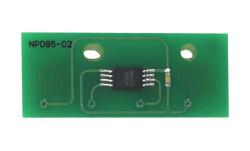 Toshiba - Toshiba T-FC50D-C Mavi Fotokopi Toner Chip