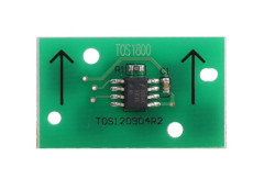 Toshiba - Toshiba T1800E Kısa Fotokopi Toner Chip