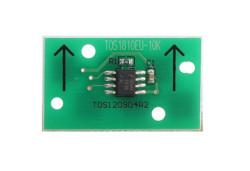 Toshiba - Toshiba T1810E Fotokopi Toner Chip