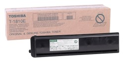 Toshiba - Toshiba T1810E Orjinal Fotokopi Toner Yüksek Kapasiteli