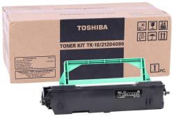 Toshiba - Toshiba TK-18 Orjinal Fotokopi Toner