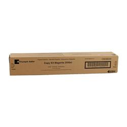 Utax - Utax 2550ci-662510014 Kırmızı Orjinal Fotokopi Toner