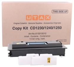 Utax - Utax CD1230/613010010 Orjinal Fotokopi Toner