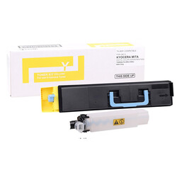 Utax - Utax CDC1725/652510016 Sarı Muadil Fotokopi Toner