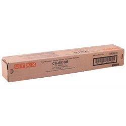 Utax - Utax/Triumph-Adler CK-8510/662511014 Kırmızı Orjinal Fotokopi Toner