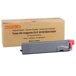 Utax - Utax CLP-3416/4441610014 Kırmızı Orjinal Fotokopi Toner