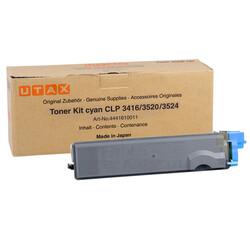 Utax - Utax CLP-3416/4441610011 Mavi Orjinal Fotokopi Toner