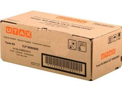 Utax - Utax CLP-3626/4462610010 Siyah Orjinal Fotokopi Toner