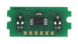 Utax - Utax CLP-3721 Mavi Fotokopi Toner Chip