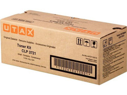 Utax - Utax CLP-3721 Mavi Orjinal Fotokopi Toner