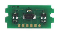 Utax - Utax CLP-3721 Siyah Fotokopi Toner Chip