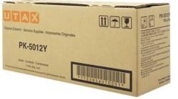 Utax - Utax PK-5012/1T02NSAUT0 Sarı Orjinal Toner