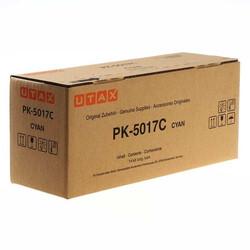 Utax - Utax PK-5017/1T02TVCUT0 Mavi Orjinal Toner