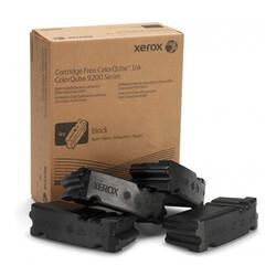 Xerox - Xerox ColorQube 9201-108R00840 Siyah Orjinal Katı Mürekkep 4Lü