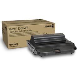 Xerox - Xerox Phaser 3300-106R01412 Orjinal Toner Yüksek Kapasiteli