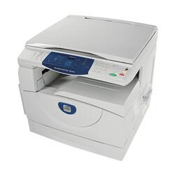 Xerox - Xerox WorkCentre 5016 Siyah Beyaz Çok Fonksiyonlu Yazıcı